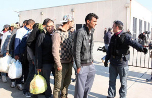 profughi a Jesolo