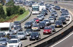 traffico intenso