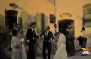 Come eravamo: matrimonio Raffaella Zanetti e Mauro Moro