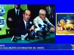 Luca Zaia rieletto Governatore del Veneto