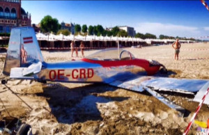 aereo spiaggia lido
