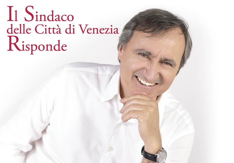 Il Sindaco Luigi Brugnaro risponde