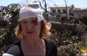 ferita tornado