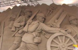 sculture sabbia jesolo