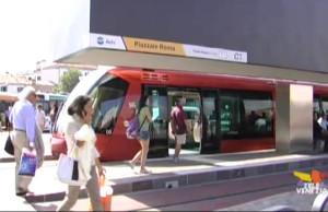 tram a Venezia