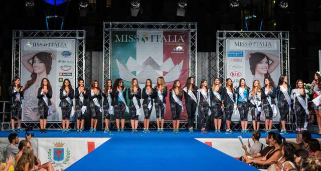 Prefinali di Miss Italia