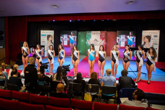 33 finaliste di Miss Italia 2015