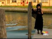 Dialetto veneziano: Manosele, movimento di acqua intorno alla barca