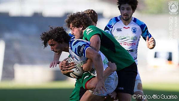 La vittoria del Mogliano Rugby contro l'Aquila