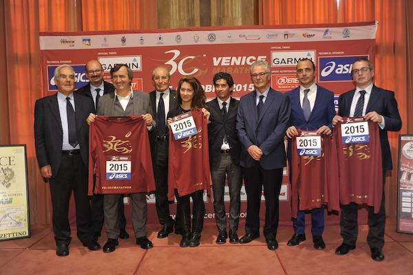 30^ Venicemarathon: un compleanno con 27.000 invitati