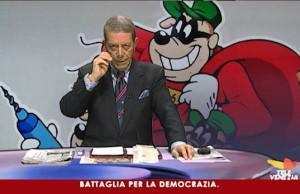 Antonio Ingroia, battaglia per la democrazia