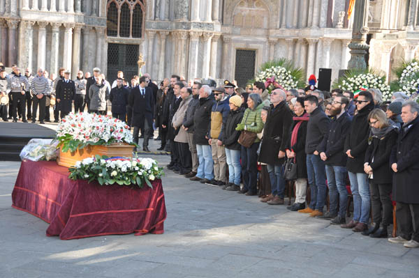 Funerali di Valeria Solesin