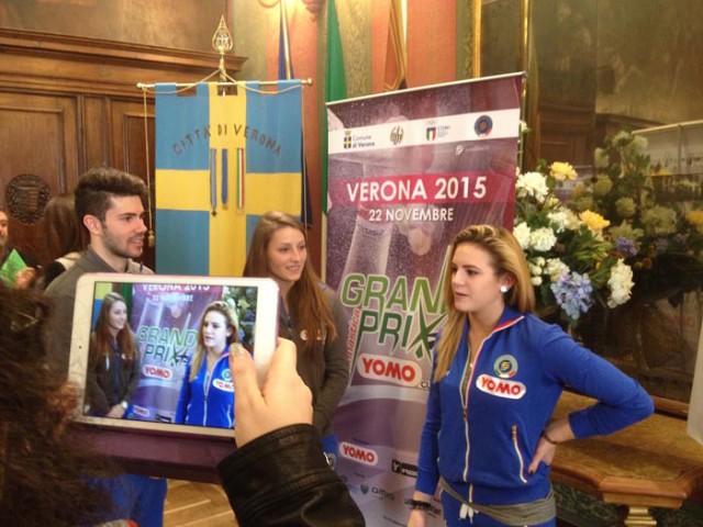 Grand Prix di Ginnastica-Yomo Cup 2015: l'attesa nelle parole dei campioni
