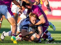 Il Mogliano Rugby batte le Fiamme Oro 16 a 15