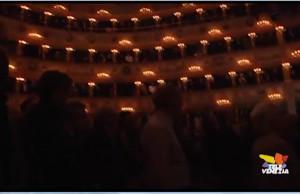 Teatro La Fenice a lutto per Valeria