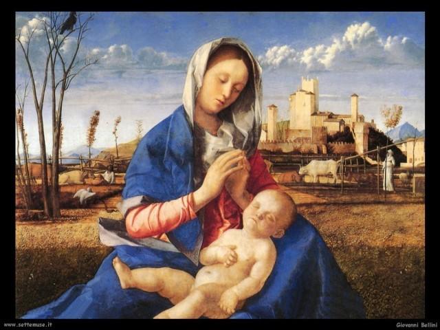 Presentazione del libro su Giovanni Bellini