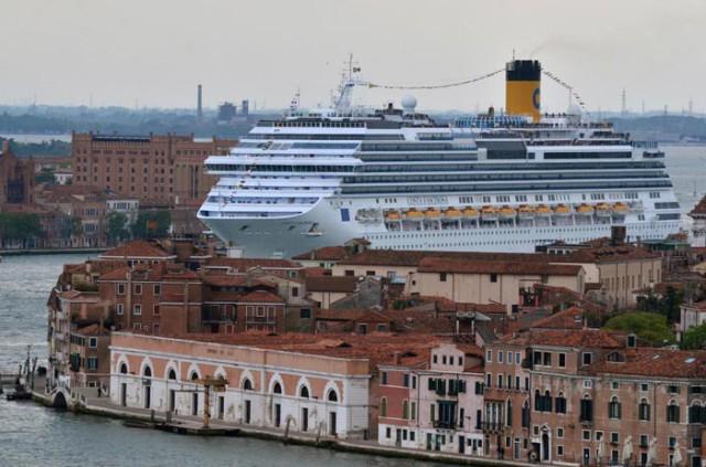 Laura Puppato, alternativa alle grandi navi a Venezia c'è ed è praticabile