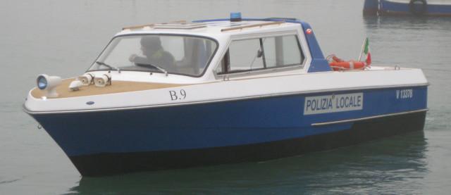 Polizia municipale di Venezia, nuovi e potenti motori per le imbarcazioni del Corpo