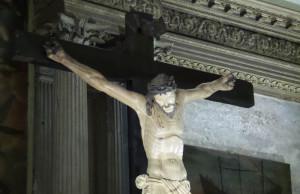 Restituito, dopo il restauro, il Crocifisso della Scuola Grande di San Marco