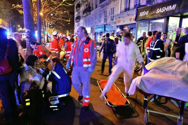 Strage di Parigi: il cordoglio del sindaco Zoggia e della Giunta per le vittime degli attentati