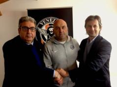 Venezia Football Club, presentato il nuovo tecnico Giancarlo Favarin