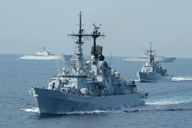 Marina militare: ultima visita di