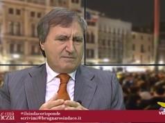 Luigi Brugnaro parla di un progetto sulla cultura