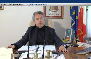 Angelo Sanna Questore di Venezia