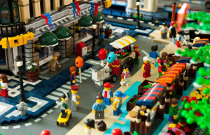 Lego City Booming