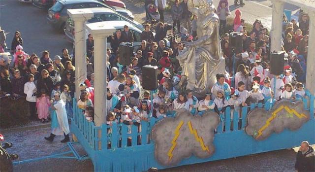 Carnevale dei Ragazzi di Zelarino