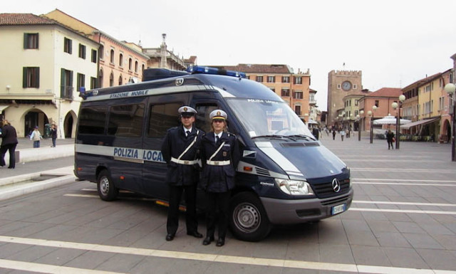 Polizia municipale di Venezia