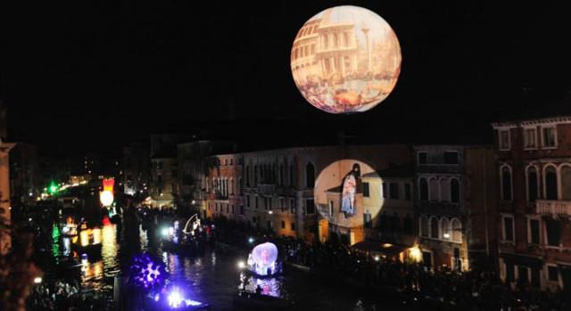 Grand Opening del Carnevale di Venezia 2016