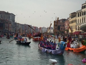 foto del Carnevale di Venezia 2016