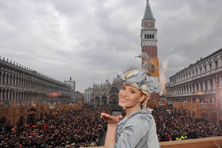 il carnevale 2.0. l'edizione del carnevale di venezia 2017 è già
