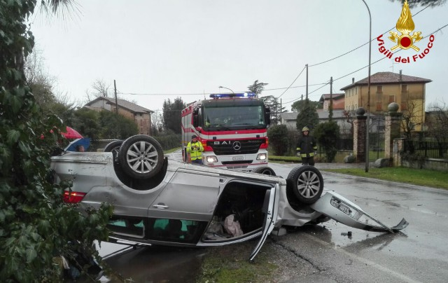 Incidente a Portogruaro