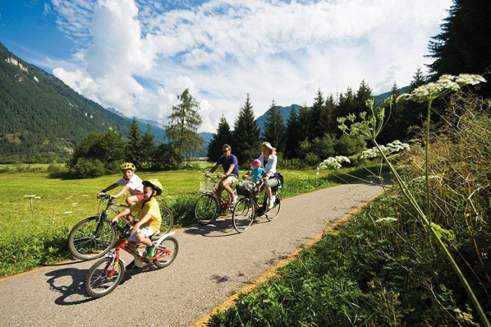 Famiglie venete vacanza eco friendly in montagna con for Vacanze in montagna