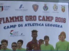 Camp di atletica
