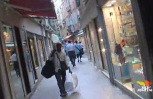 fuga da venezia