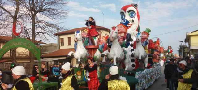 Carnevale del Dolce