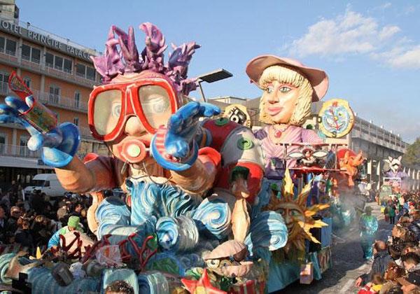 Carnevale & Street Food