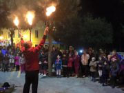 Mestre Carnival Street Show