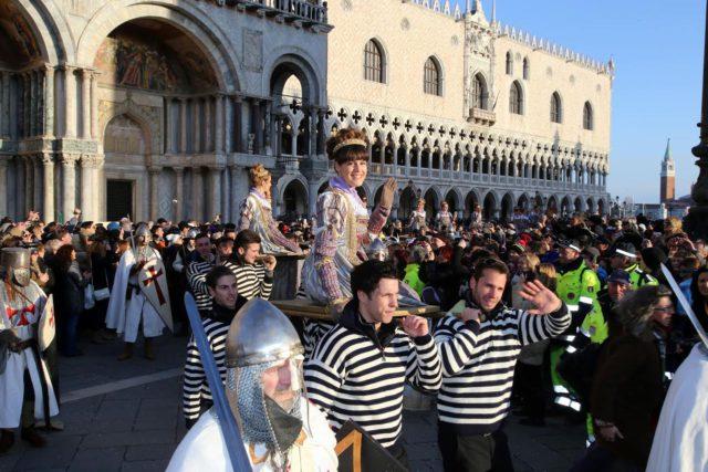 Carnevale di Venezia 2017
