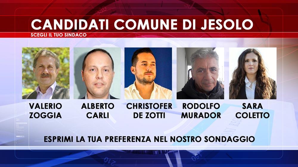 sindaco di Jesolo