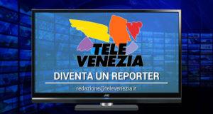 reporter di Televenezia