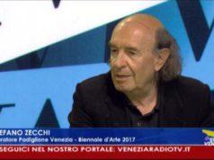 Stefano Zecchi intervista a Televenezia
