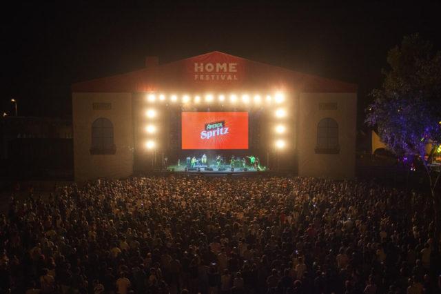home festival gratis