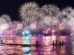 fuochi artificio bibione 2017