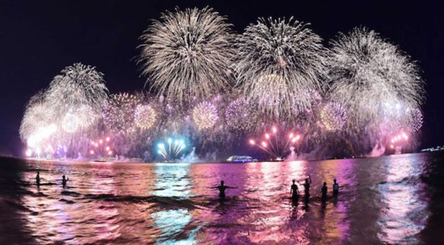 fuochi artificio bibione 2017