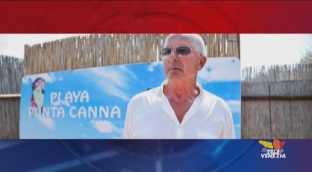 Punta canna gianni scarpa indagato venezia radio tv - Bagno punta canna sottomarina ...