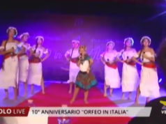 orfeo in italia